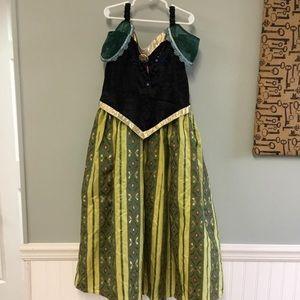 Other - Disney parks anna Dress Size 14/16 Girls
